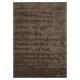 tapis en fibres de bambou marron bamboo angelo