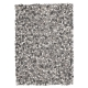 tapis gris en laine on the rocks angelo
