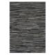 tapis en cuir noir pioneer arte espina