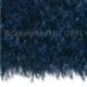 tapis shaggy beat bleu arte espina tufté main