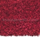 tapis shaggy soul rouge arte espina