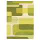 tapis pop art vert de arte espina