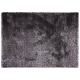 tapis shaggy fait main brooklyn anthracite