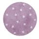 tapis enfant cielo violet lorena canals