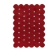 tapis enfant galleta rouge lorena canals