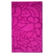 tapis de bain flower shower rose esprit home