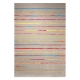 tapis esprit home joyful stripes taupe