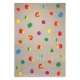 tapis funny dots taupe esprit home
