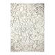 tapis madison esprit home blanc motif floral