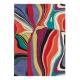tapis multicolore brink & campman pure laine estella curve