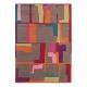 tapis estella fragment multicolore brink & campman pure laine