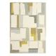 tapis estella fragment beige brink & campman pure laine