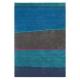 tapis estella horizon bleu brink & campman pure laine vierge
