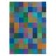 tapis fusion patch bleu brink & campman
