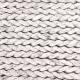 tapis en laine feutrée blanc dream ligne pure
