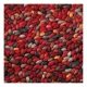 tapis pure laine vierge rouge stone brink & campman